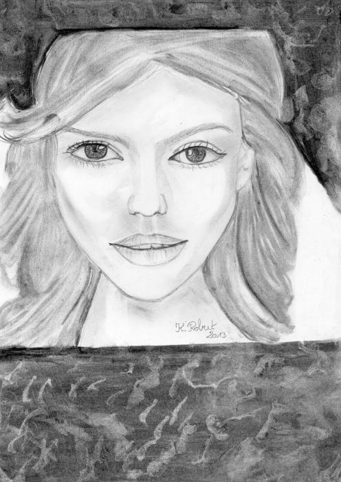 Jessica Alba par MarieKathy